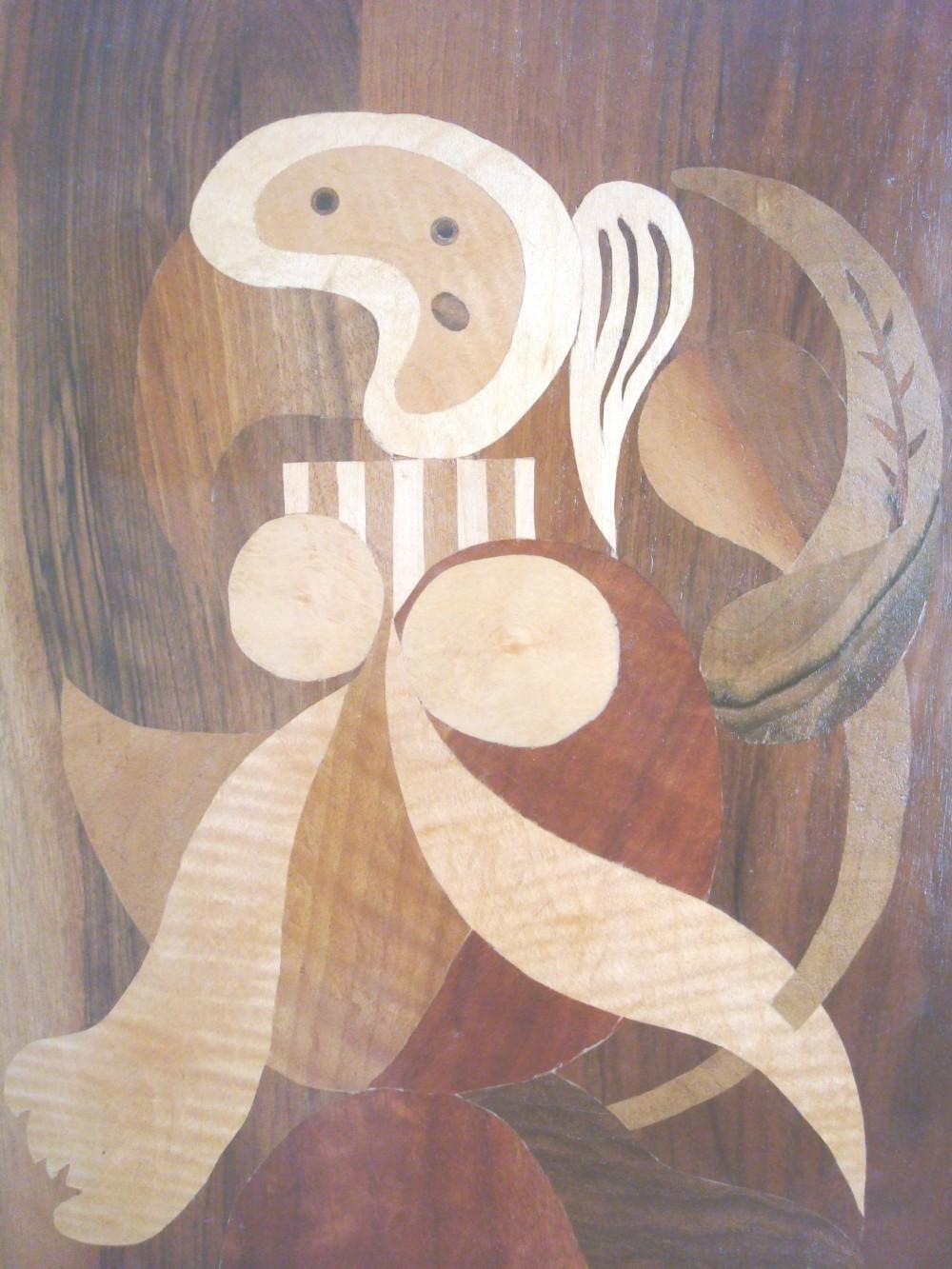 Intarsie 1, Ioan Luca