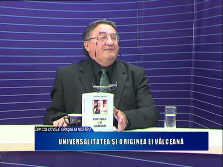 Constantin Zarnescu, intervievat de Ion Predescu, la VTV, 16 06 16