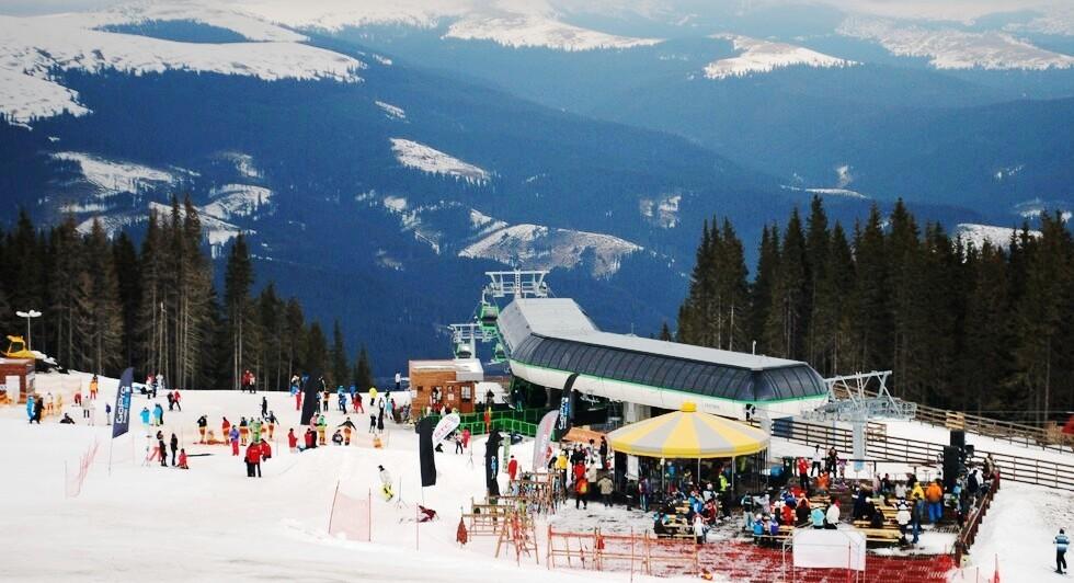Partia de schi de la Vidra-Voineasa