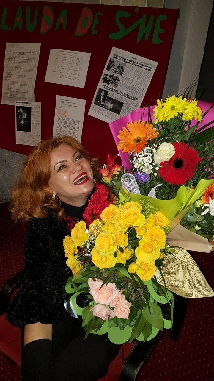 Alla Cebotari la Teatrul Craiovean 04-02-17