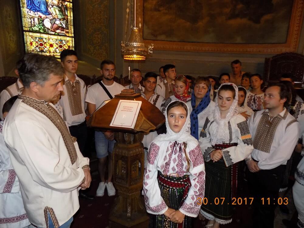 la Arhiepiscopie priceasne-30-07-17 Rm Valcea, Perla Bucovinei