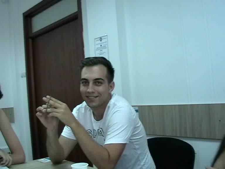 Andrei Sugeac, Horezu-09-08-17-cenaclu-liceu