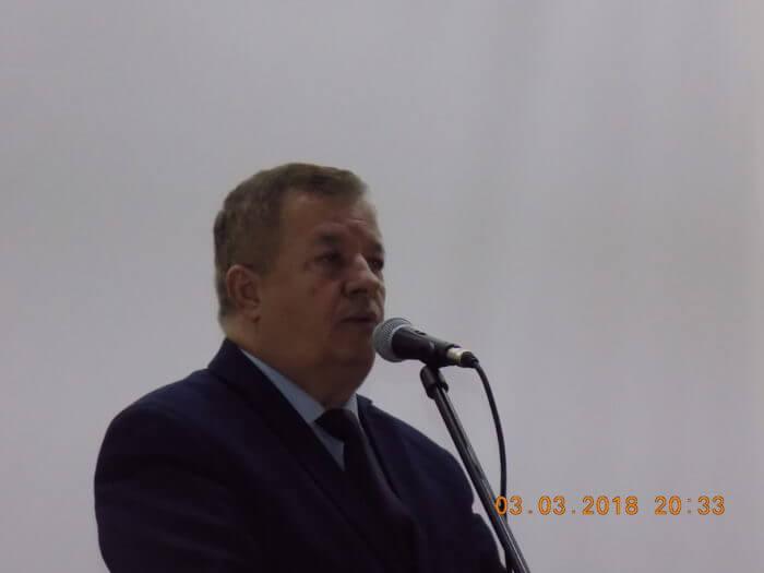 Mihai Mateescu primarul Govorei 2018