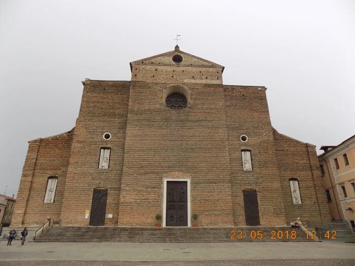 Basilica Santa Justina-Padova 1606