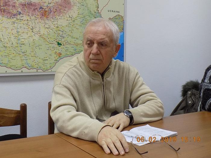 Nicolae Ghinoiu-la sedinta de fondare