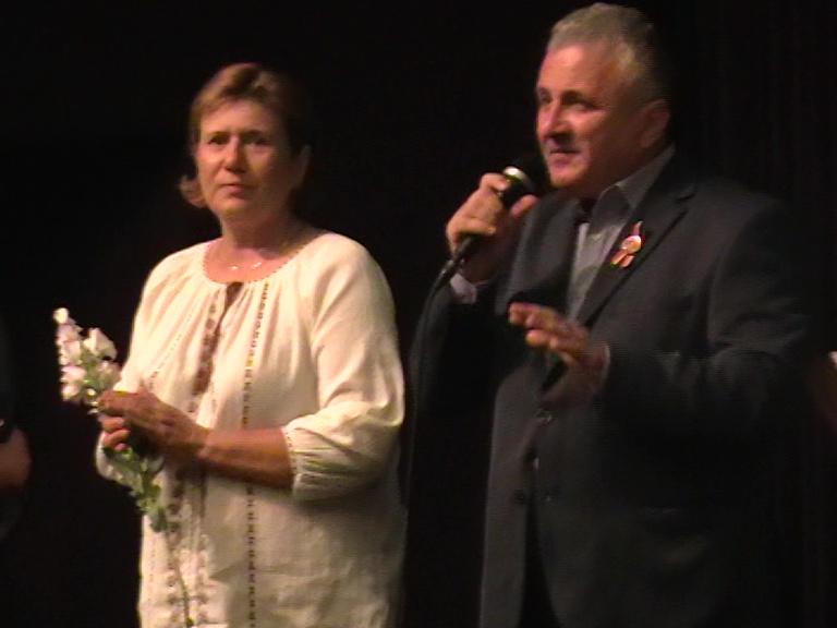 Diana Senic și Eugen Petrescu Em Valcea 06 08 19