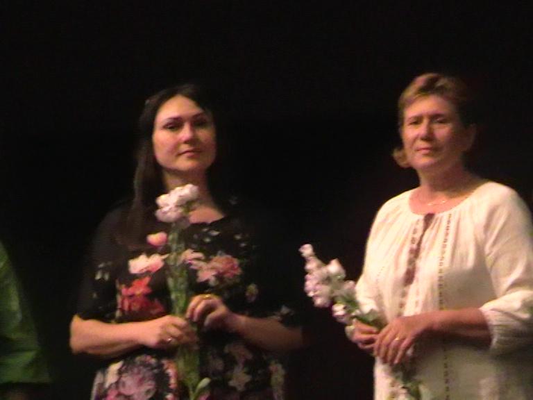 Rodica Burlacu și Diana Senic Rm Valcea 06 08 19
