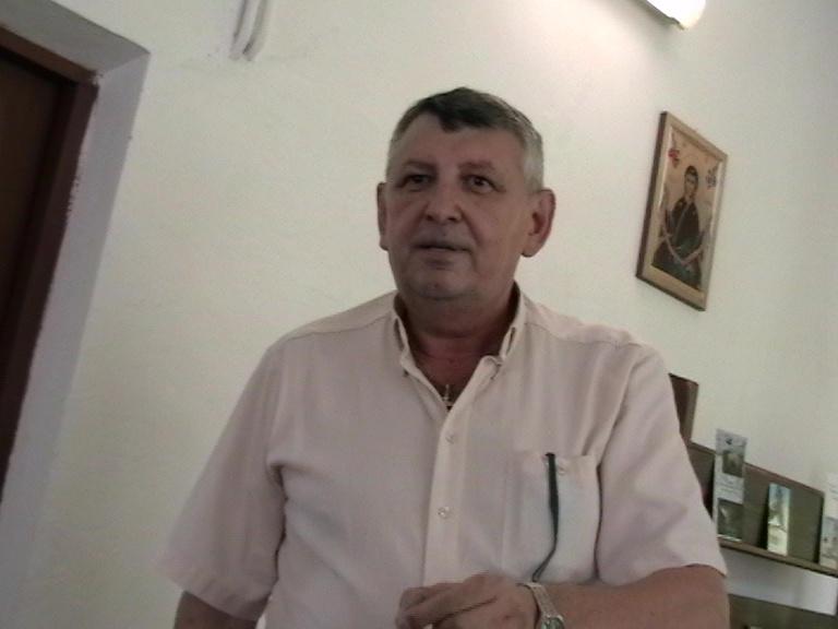 George Călin3 Ion Gavrilă, Mânăstirea Bistrița, 06 07 19