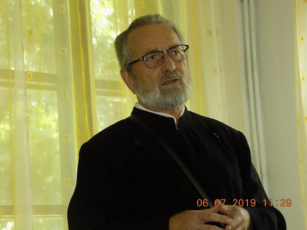 Ion Gavrilă, Mânăstirea Bistrița, 06 07 19
