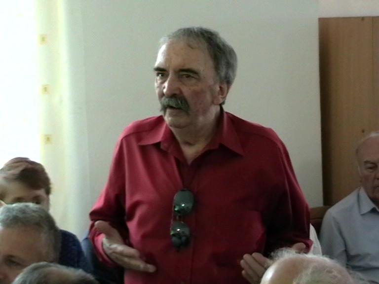 Doru Moțoc, Mânăstirea Bistrița, 06 07 19