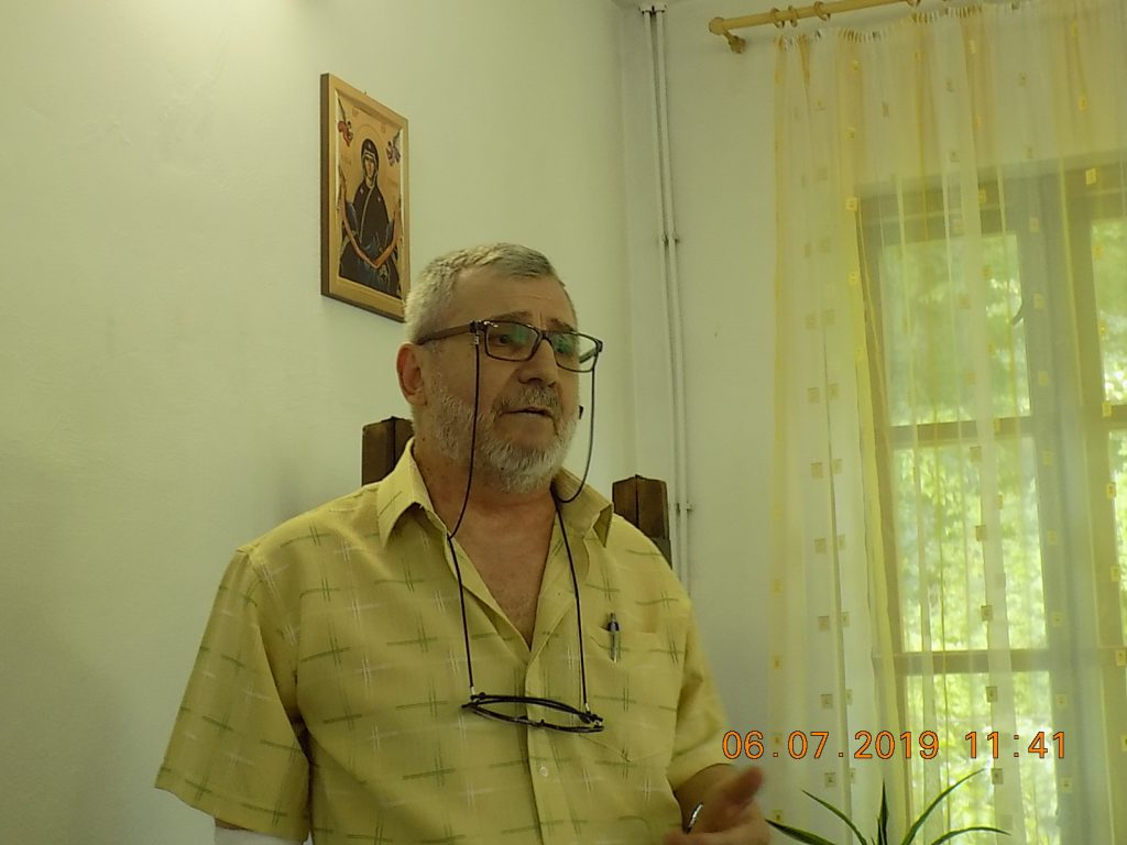 Gh Jianu, Mânăstirea Bistrița, 06 07 19