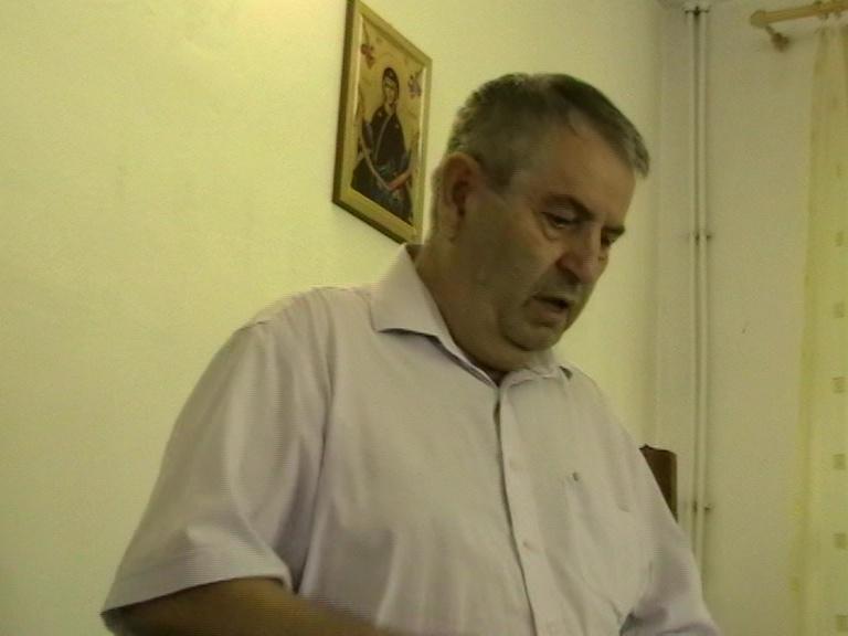Dinică Ciobotea, Mânăstirea Bistrița, 06 07 19
