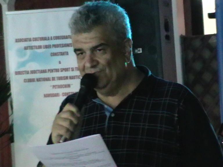 Lira Litoralului 2019-Florin Racoci-prezentator, realizator, organizator...