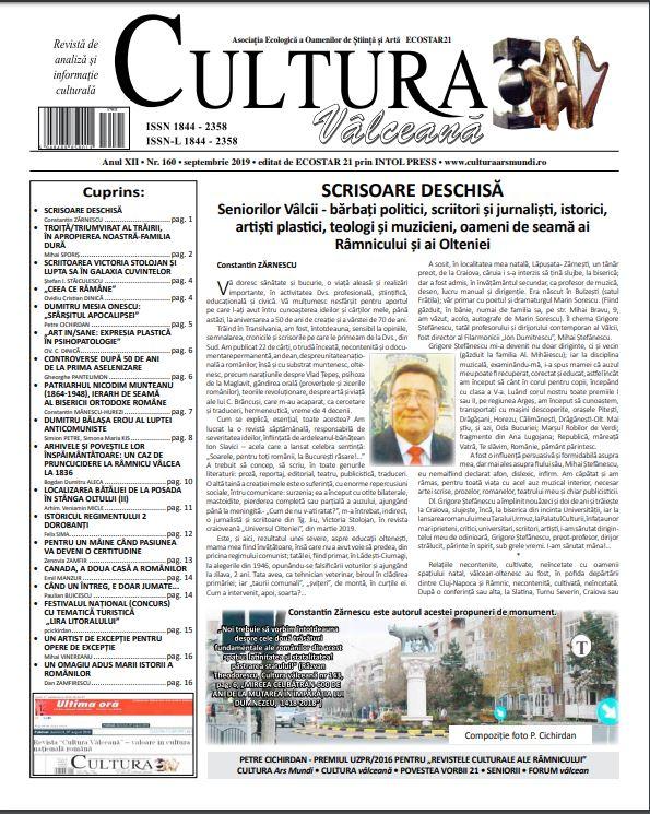 Cultura Valceana sept 2019