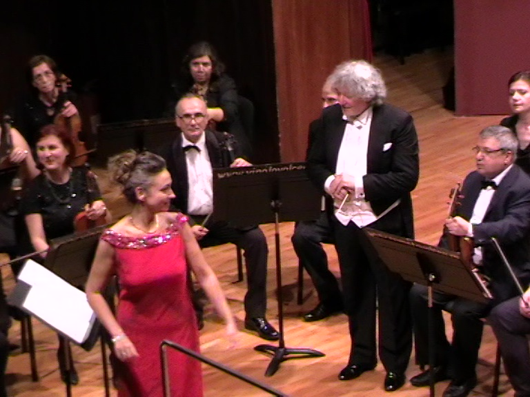 Monica Luezas și Orazio Baronello final concert-Rm Vâlcea-04 11 19-foto p.cickirdan