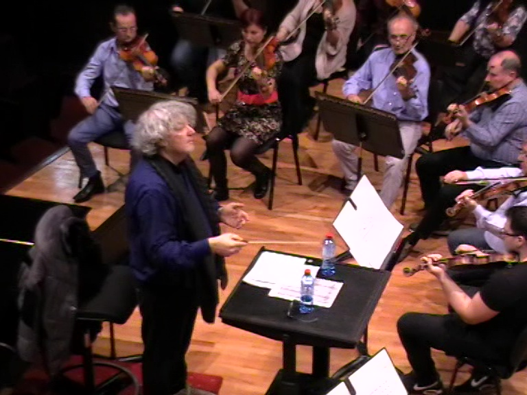 Orazio Baronello Filarmonica Rm Vâlcea-la repetiție 03 11 19-foto p.cickirdan