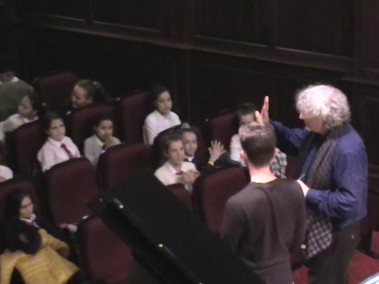 Orazio Baronello în concert lecție-Filarmonica Rm Vâlcea 03 11 19-foto p.cickirdan