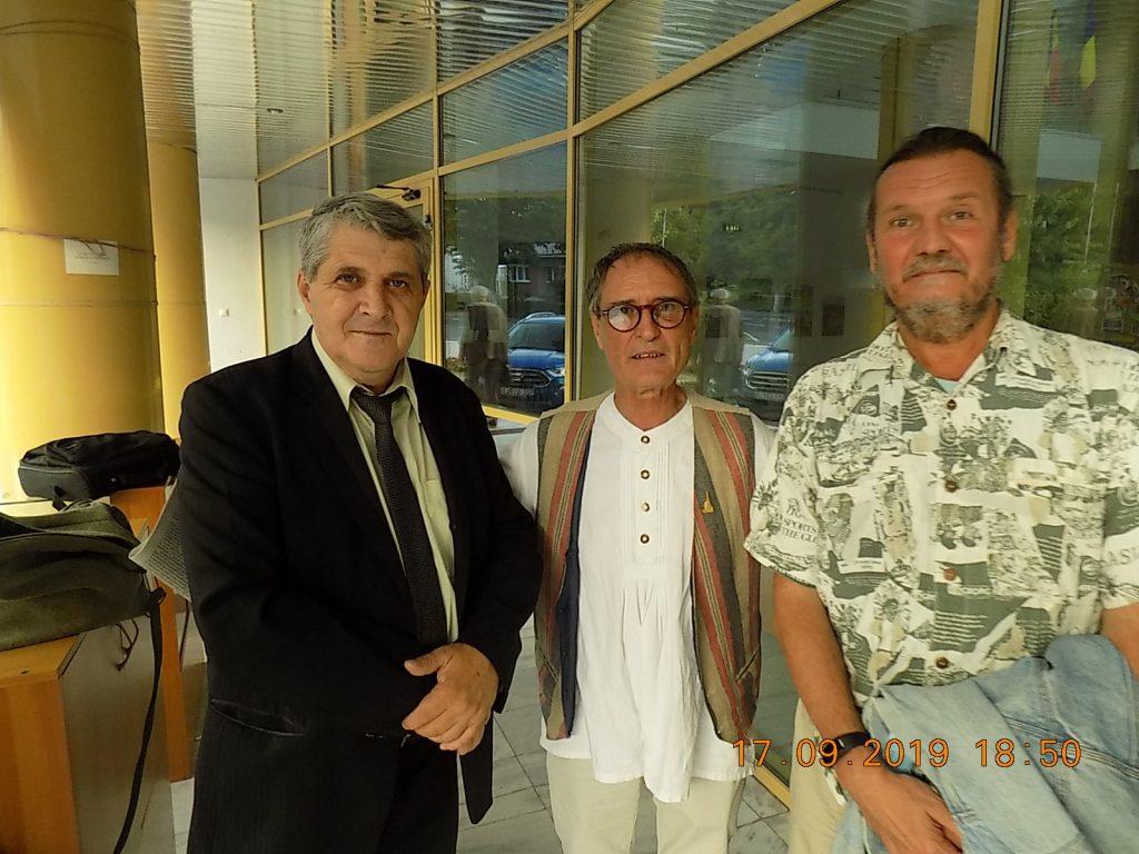 Marian Petrescu, Sorin Minghiat, Ovidiu Stângă