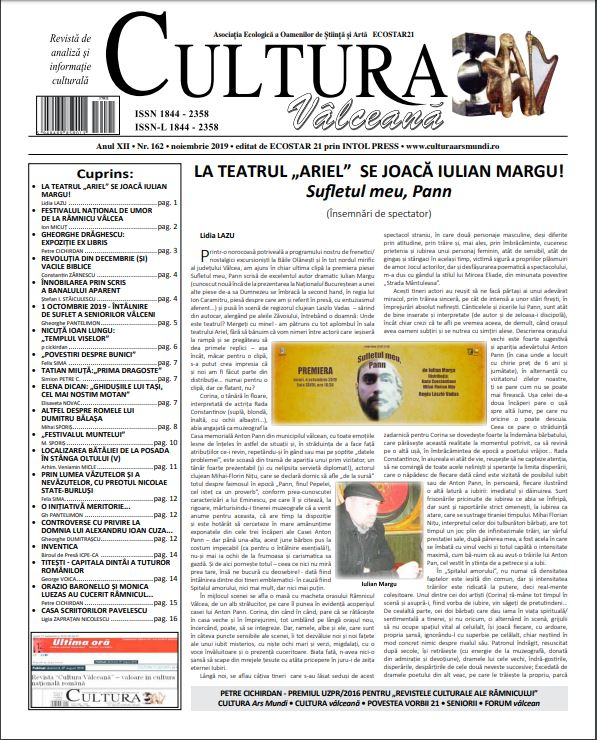 Cultura Valceana nov 2019