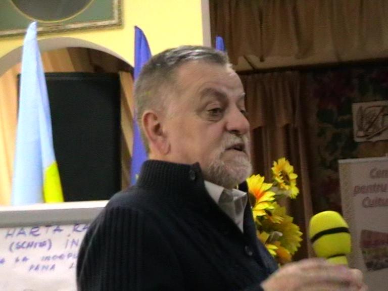 Mihai Vinereanu-Simpozion Limba Română-Cernăuți 16 11 19