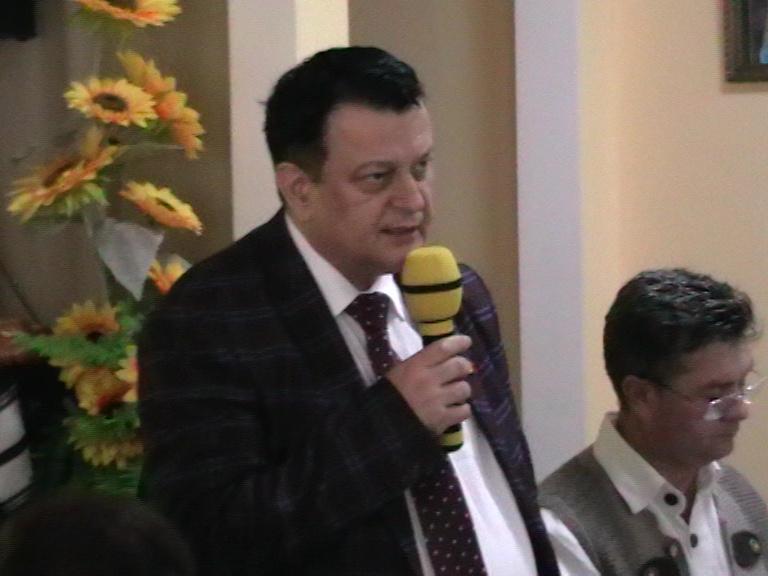 Edmond Neagoe Simpozion Cernăuți 16 11 19