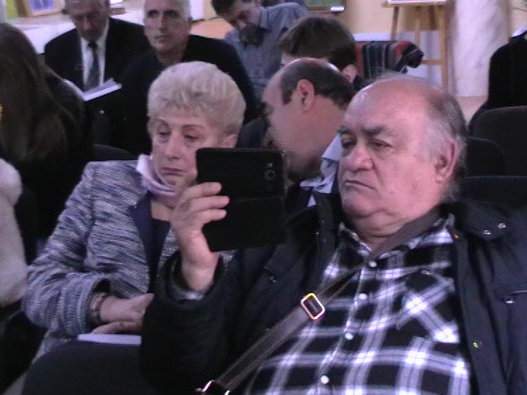 Gh Dumitrașcu -Simpozion Cernăuți 16 11 19