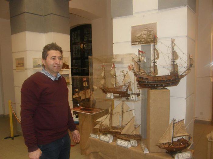 Adrian Șuiu 12 dec. 2013 Muzeul de Istorie-Expoziție Navomodele