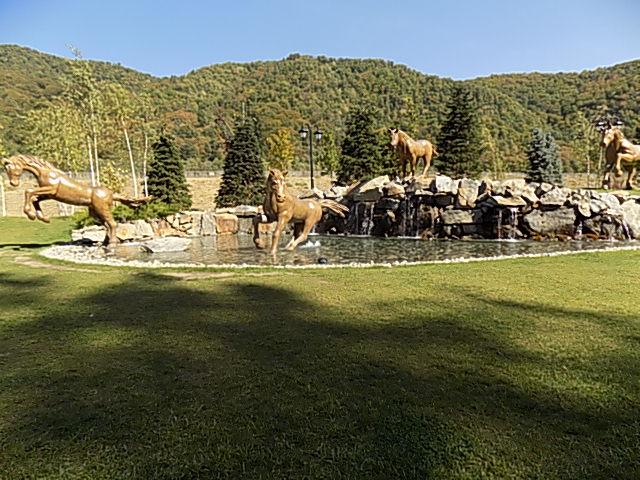 Noul parc de muzeu din Călimănești Căciulata 20 09 20
