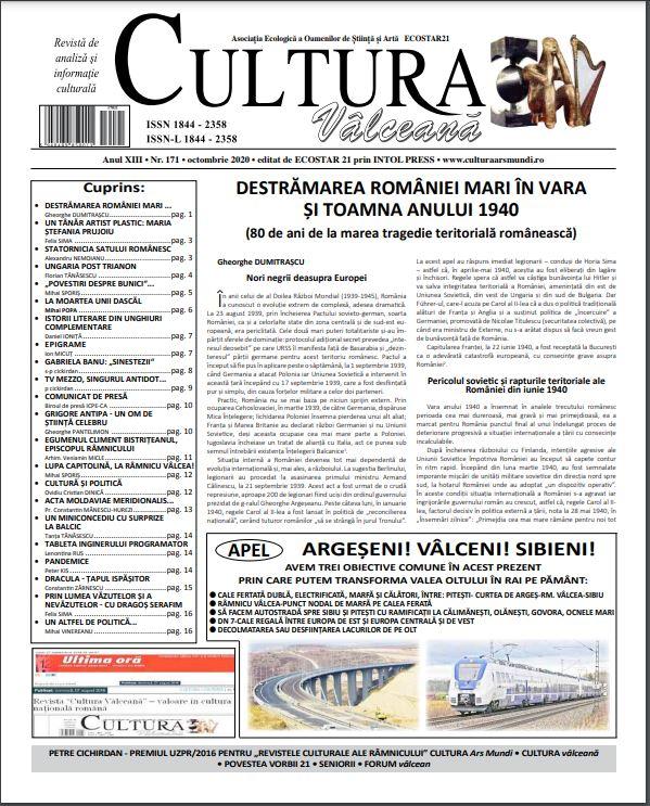 Cultura Valceana oct 2020