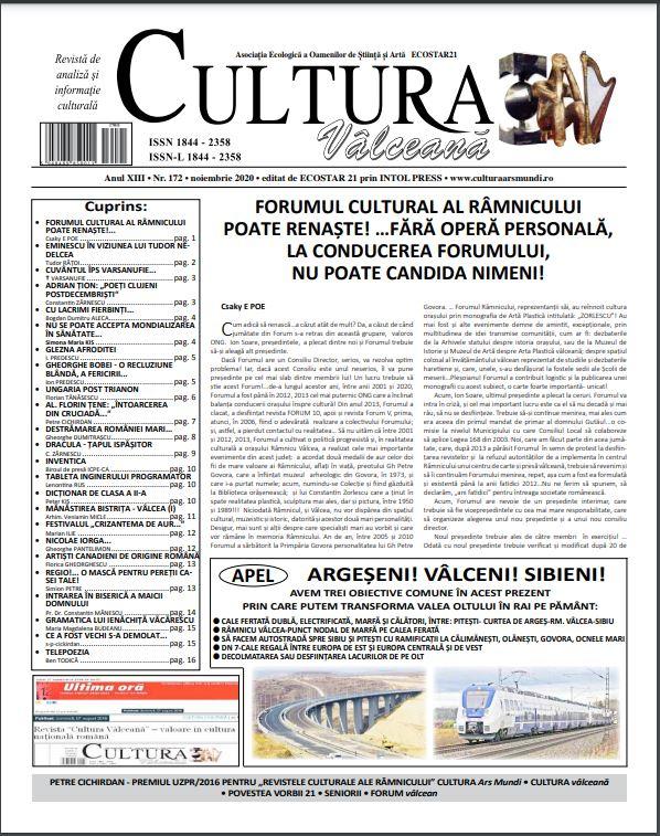 Cultura Valceana nov 2020