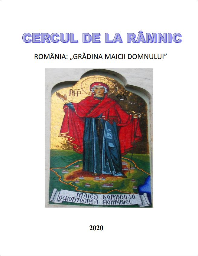 Buletin 2020 Cerc informal, Romania: Gradina Maicii Domnului