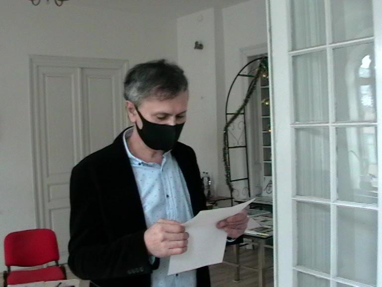Pavel Floresco, Craiova, Zilele Brancusi, 2021, foto P Cich
