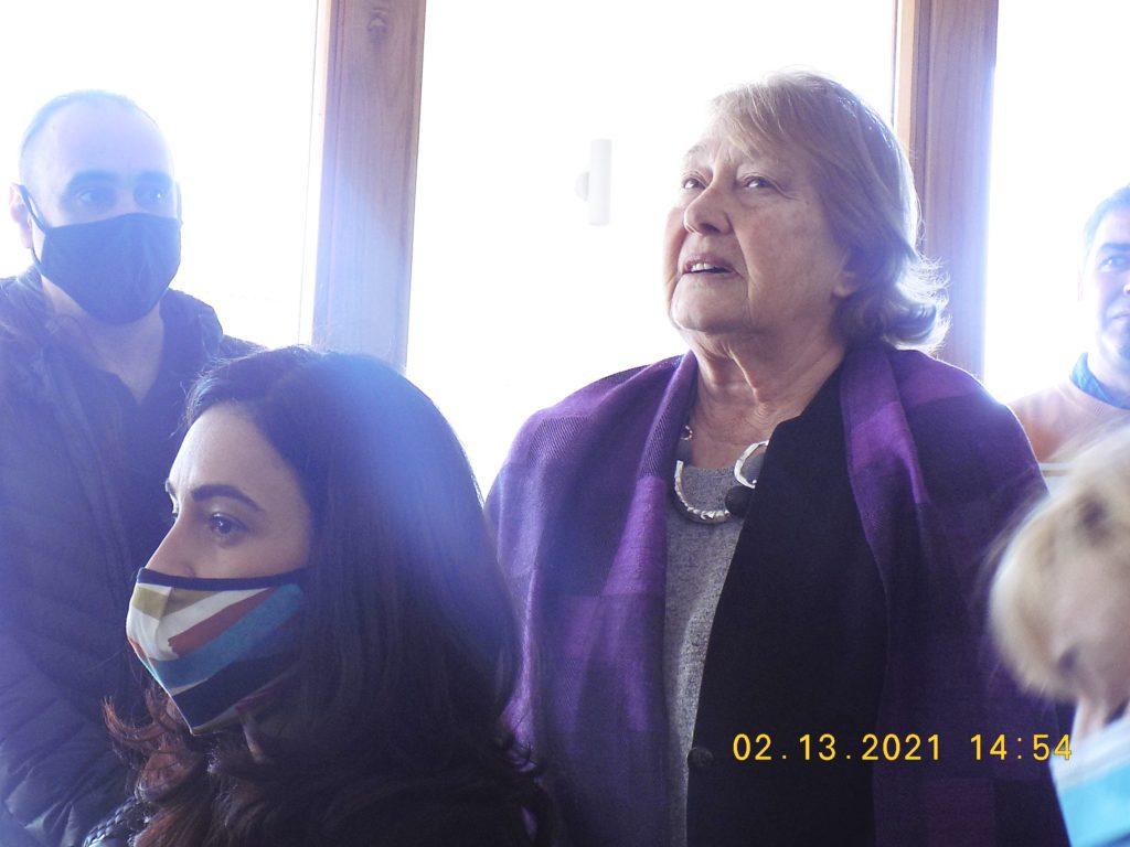 Paula Romanescu - Potlogi 440 - foto Intol Press