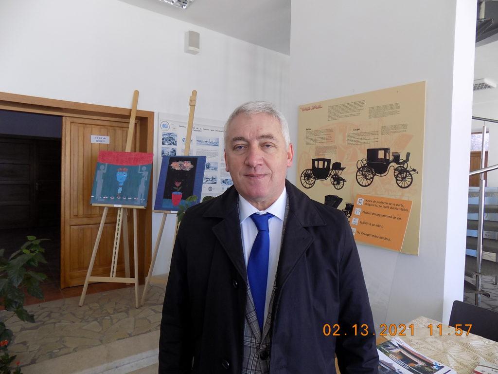 Adrian Țuțuianu, fost presedinte CJ Dambovița-Potlogi 440. Foto Intol Press