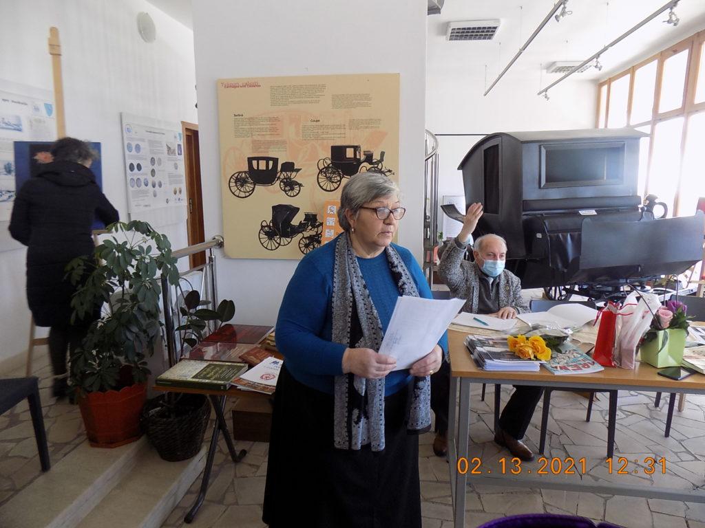 Valentina Vasile - Potlogi 440 - foto Intol Press