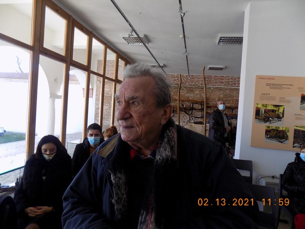 Corneliu Zeană - Potlogi 440 - Simpozion 13 02 21 Foto S.P. CICH