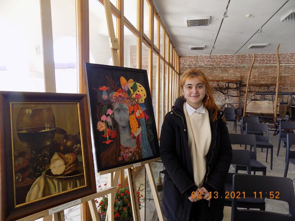 Andreea Maria Soare - Potlogi 440 Foto S. P. CICH
