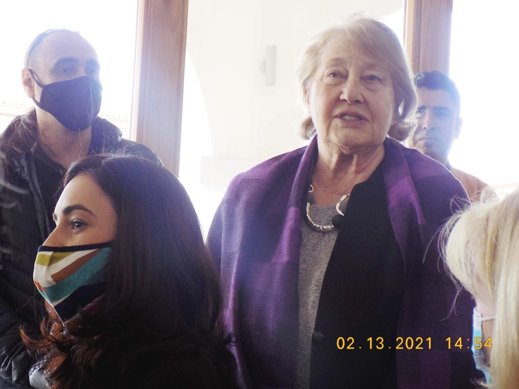 Paula Romanescu - Potlogi 440 - Foto S. P. CICH