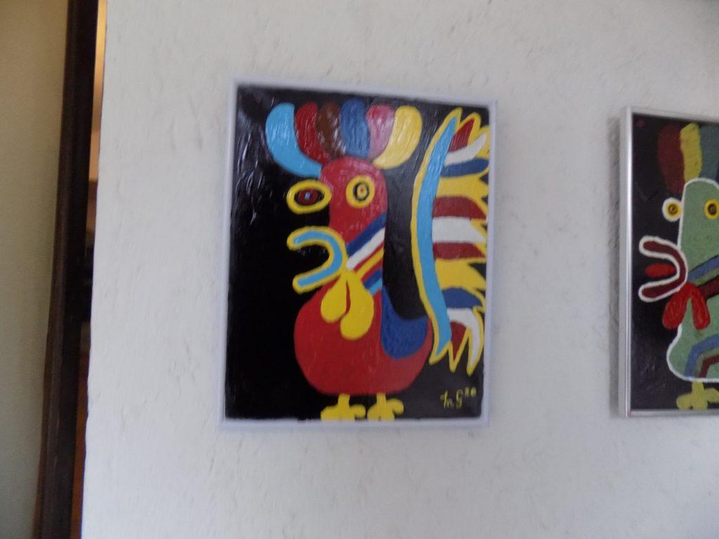 Marius Ghica-COCOȘI-Expo Rm Valcea, 15 04 21, Foto S-P C