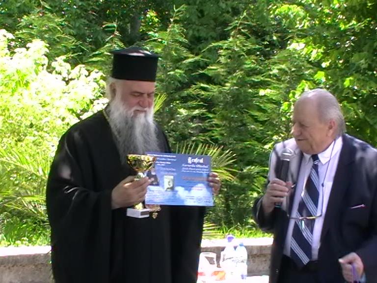 Premiul Cerurile Oltului IPS Varsanufie