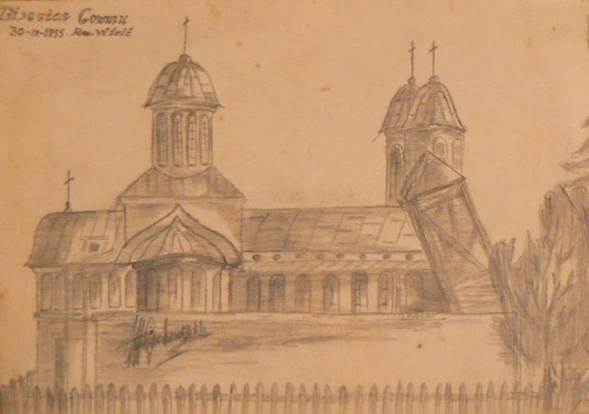 Biserica din Goranu - M. Cichirdan