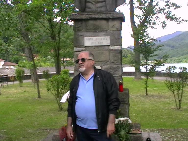 Mircea Vasii, Călimănești, 15 06 21, foto S. P.