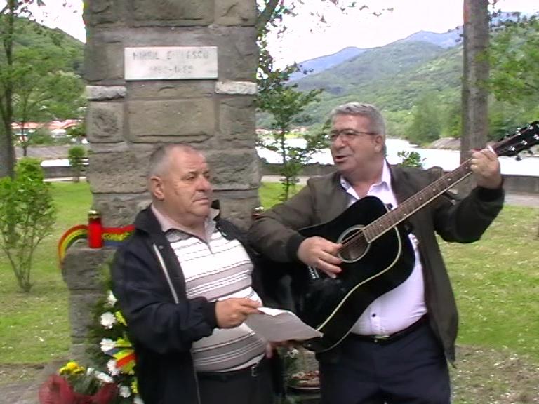 Marian Ilie și Traian Chiricuță, Călimănești, 15 06 21, foto S. P.