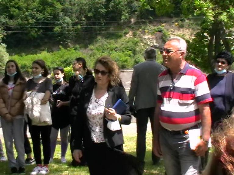 G. Tanasoaica si Nicu Cismaru, Călimănești, 15 06 21, foto S. P.