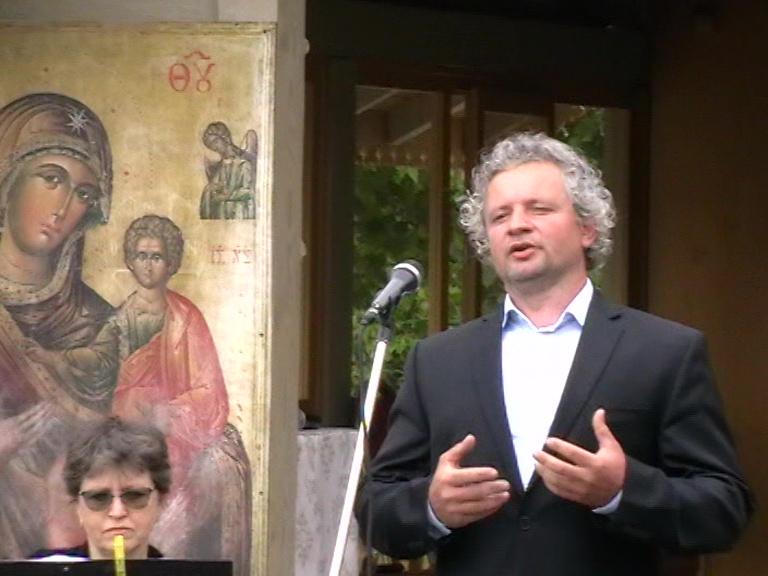 Florin Ormenișan, Arhiepiscopia Ramnicului, 15 06 21, foto Simion PETRE