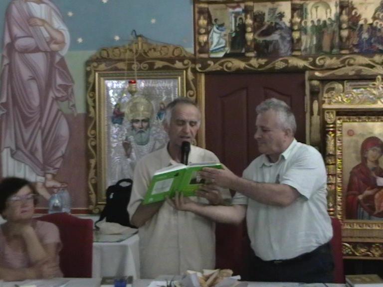 Gh Deaconu canta si E.Petrescu il ajuta...31 07 21