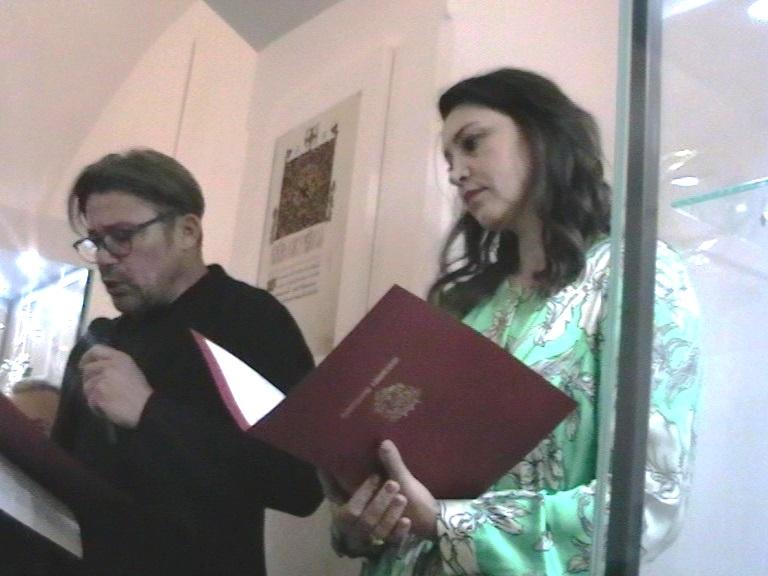 Cristi Iacob și Daniela Nane în recital