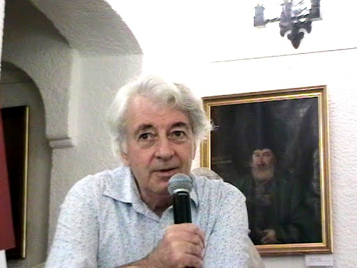 Scriitorul Ioan St Lazar